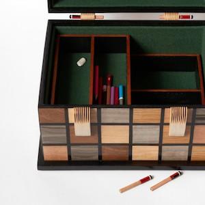 Pandora's Pencil Box