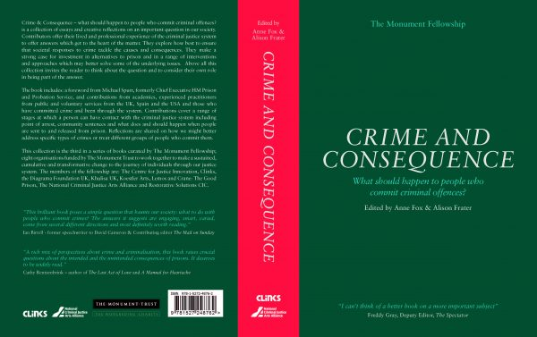 Crime and Consequence cover