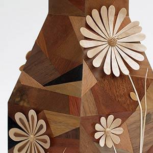 Chaos & Beauty, HMP Garth, Bronze Award for Woodcraft 2015