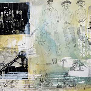 Hewers and Marras, Northgate Hospital, Platinum Award for Mixed Media 2015