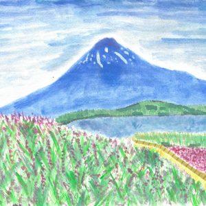 Cool Mount Fuji