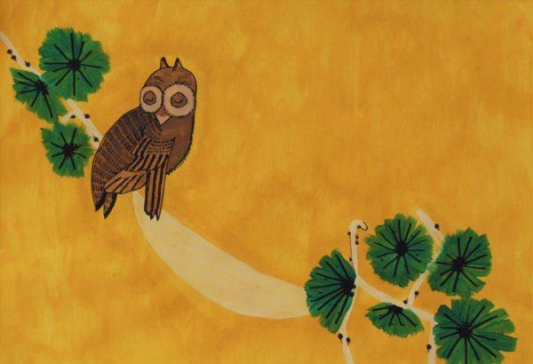 The Owl full image