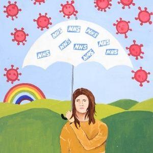 Umbrella of Hope