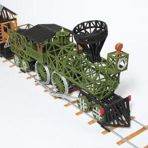 Goldrush Train