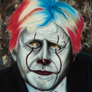 Boris - Who's The Clown?