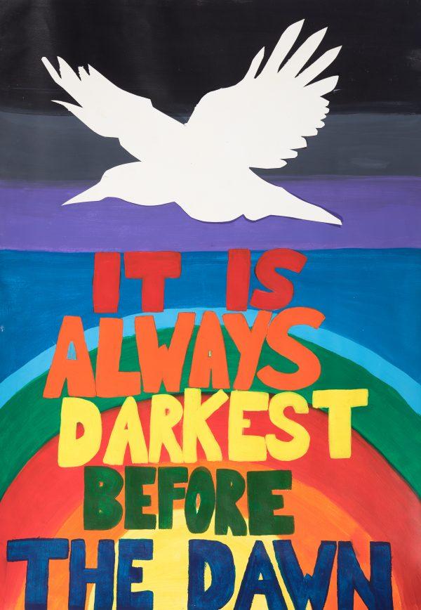 It is Always Darkest Before the Dawn full image