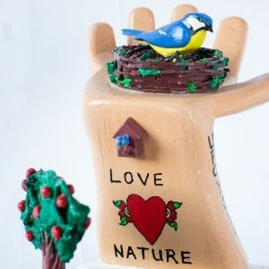 Give Nature a Hand