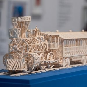 Gold Rush Train