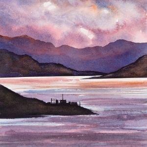 Across the Loch – 20K6475