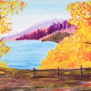 Nature Part 3 – Colours of Autumn – 20K5645