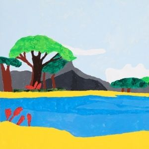 African Oasis – 20K5669