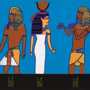 Egyptian Fresco – 20K5671