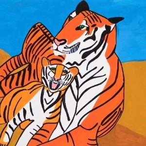 Zoology Part 3 – Tiger Tiger – 20K5677